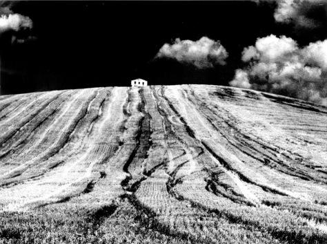Mario Giacomelli, Paesaggio, 6
