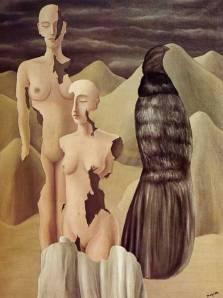 René Magritte, Luce polare, 1927