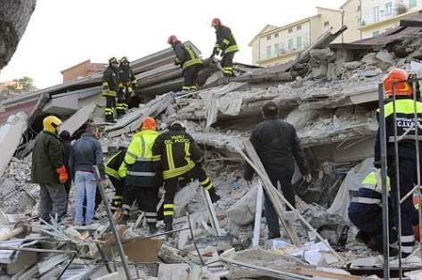 Terremoto all'Aquila