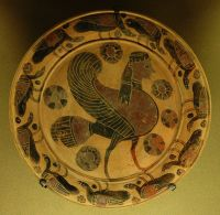 Sirena, Museo el Louvre