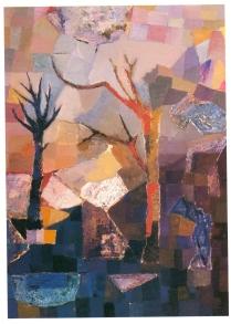 Il presagio dei rami, 1983
