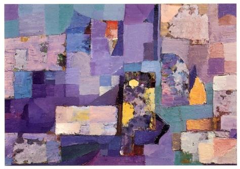 La luce antica, 1985