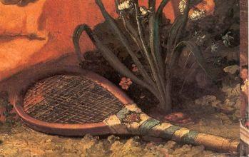 Tiepolo, La morte di Giacinto, part.