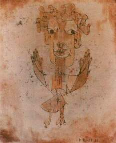 Paul Klee, Angelus Novus