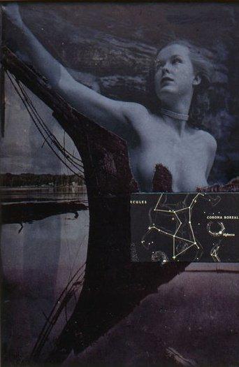Joseph Cornell - collage