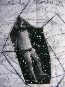Burda moden 92, Anselm Kiefer, 2005 - collezione privata