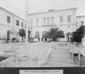 Manicomio di San Servolo a Venezia