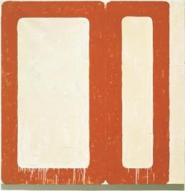 Mario Schifano, Tempo-Moderno, 1962