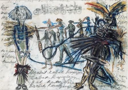 Antonin Artaud, La Projection du véritable corps, 1946