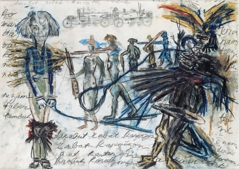Antonin Artaud, La Projection du véritable corps, 1946