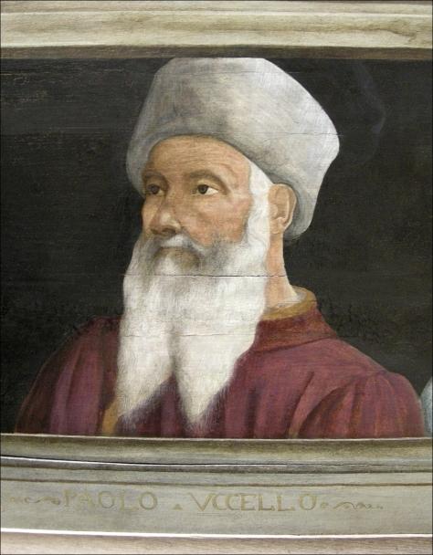 Paolo Uccello, Autoritratto, 1452