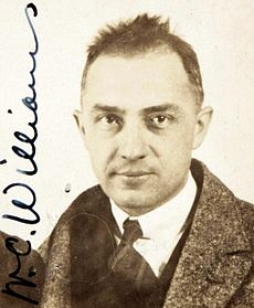 William Carlos Williams, 1921