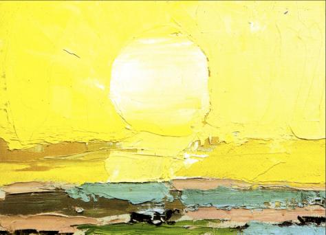 Le soleil, 1952