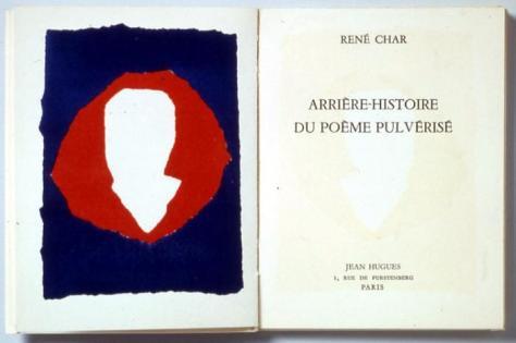 René  Char e Nicholas de Staël