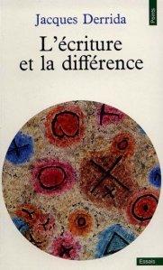 Derrida, l'ècriture et la différence
