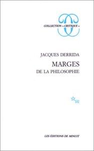Derrida, Marges