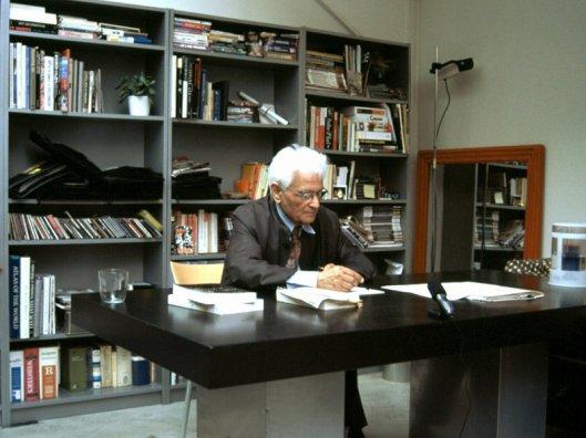 Jacques Derrida, 2004