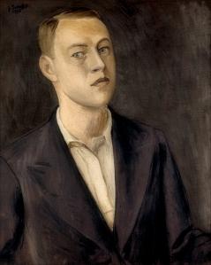 Jean Dubuffet, Autoritratto, 1936