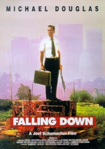 Falling down, 1993