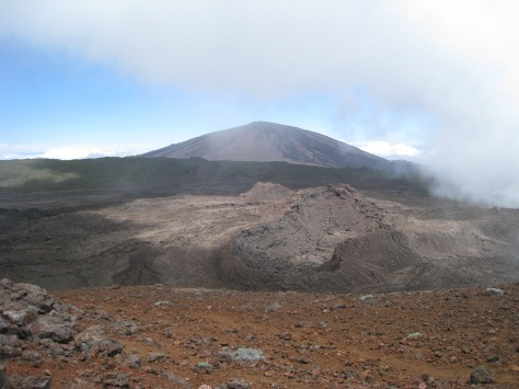 Yves Bergeret, Isola della Réunion (5)