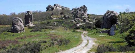 Megaliti dei Nebrodi