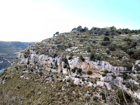 Monte Alveria, Noto Antica