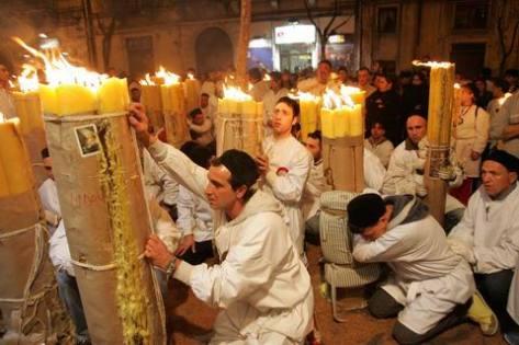 I ceri di Sant'Agata