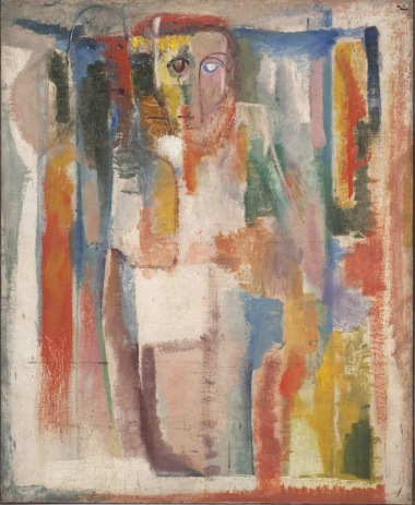 Geer Van Velde Apparition, 1928-29