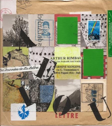 Carmine Mangone, Rimbaud, 1