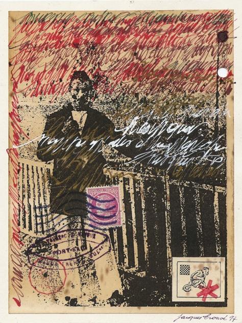 Carmine Mangone, Rimbaud, 2