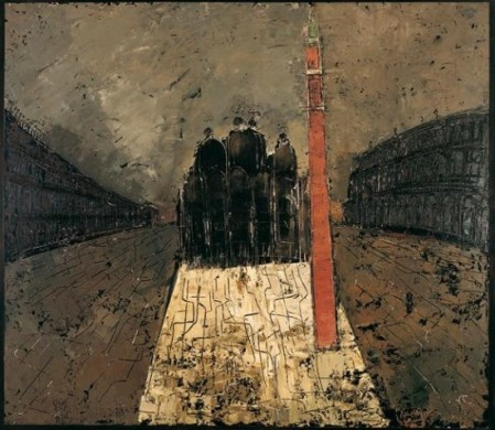 William Congdon, Venezia 12, 1952