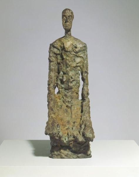 Alberto Giacometti Diego assis, 1961