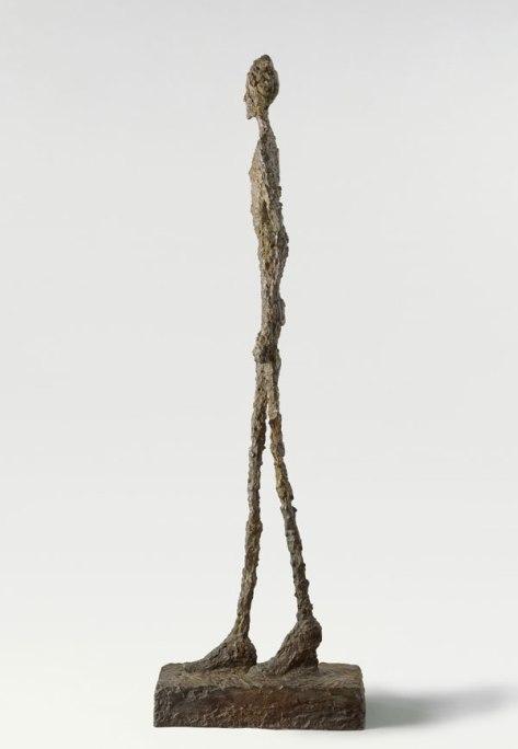 alberto Giacometti Homme qui marche, 1947