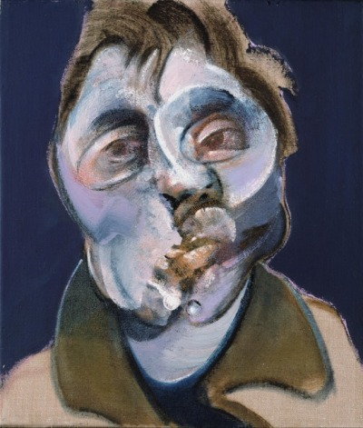 Francis Bacon, Autoritratto, 1969