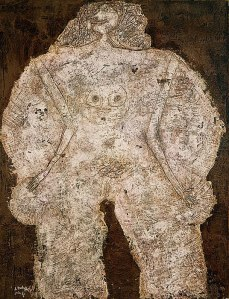 Jean Dubuffet, Corps de dame