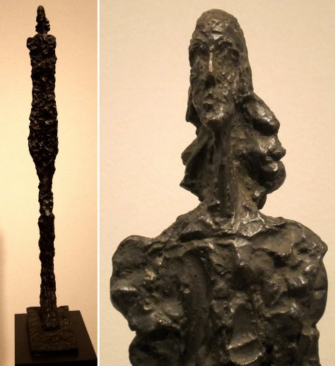 Alberto Giacometti Donna veneziana VII, 1956