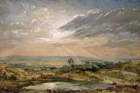 Constable, Branch Hill Pond