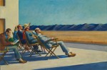 Edward Hopper People in the sun, 1960