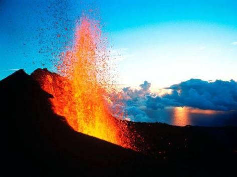 Piton de la Fournaise, Isola della Réunion