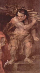 W. Hogart, Caliban, from The Tempest of William Shakespeare