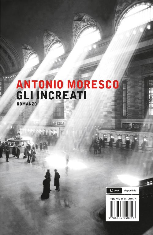 Antonio Moresco, Gli increati