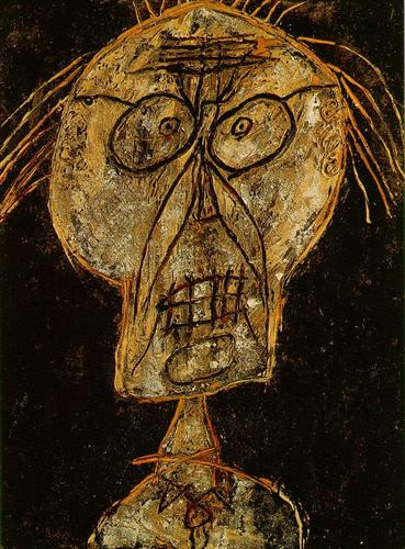 Jean Dubuffet, Grand maître of the outsider, 1947