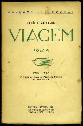 C. Meireles, Viagem