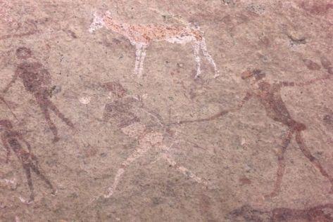 Namibia White Lady