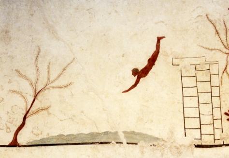Paestum, Il Tuffatore