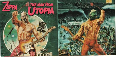 Tanino Liberatore - Frank Zappa