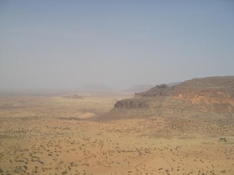 L'oasi di Boni, febbraio 2009
