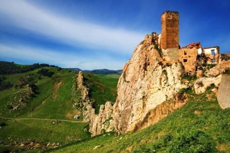 Aidone, Castello di Pietratagliata