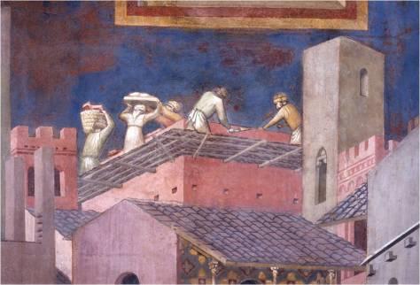 Ambrogio Lorenzetti, Siena, 1338-1339