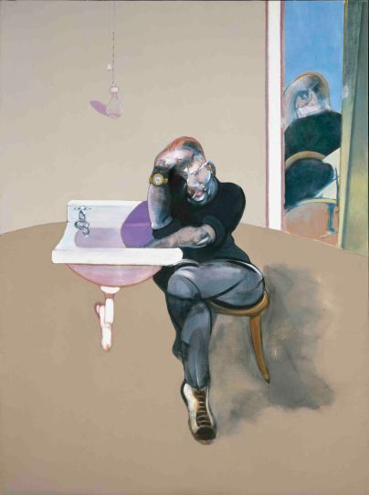 Francis Bacon, Autoritratto, 1973
